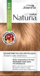 Joanna Naturia Soft Color Szampon koloryzujący S12 Naturalny Blond