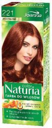 Joanna Naturia Color Farba do włosów nr 221-jesienny liść  150 g