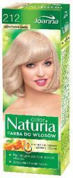Joanna Naturia Color Farba do włosów nr 212-szlachetna perła  150 g