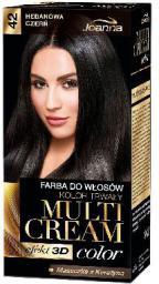 Joanna Multi Cream Color Farba nr 42 Hebanowa Czerń