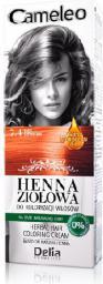 Delia Delia Cosmetics Cameleo Henna Ziołowa  nr 7.4 rudy  75g - 719240