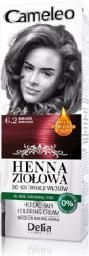 Delia Cosmetics Cameleo Henna Ziołowa  nr 6.2 burgund  75 g
