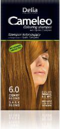 Delia Cosmetics Cameleo Szampon koloryzujący 6.0 ciemny blond