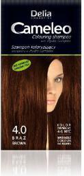 Delia Cosmetics Cameleo Szampon koloryzujący 4.0 brąz