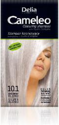 Delia Szampon do farbowania włosów Cameleo 10.1 srebrny blond