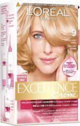 L'Oreal Paris Excellence Creme Krem koloryzujący 9 bardzo jasny blond