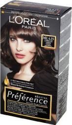 L'Oreal Paris Farba Recital Preference M1 Głęboki Kasztan