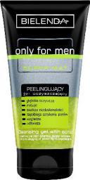 Bielenda only for men SUPER MAT Peelingujący żel oczyszczający  150ml