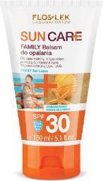 FLOSLEK Sun Care Balsam do opalania familijny SPF 30 wysoka ochrona  150ml