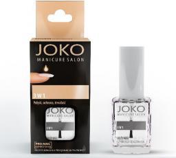 Joko Manicure Salon Odżywka do paznokci 3w1  10 ml