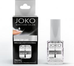 Joko Manicure Salon Odżywka do paznokci Shine Top Coat 10 ml