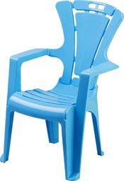 Tega Baby Krzesełko dziecięce antypoślizgowe, niebieski EL-007 Tega Baby
