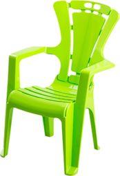 Tega Baby Krzesełko dziecięce antypoślizgowe, zielony EL-007 Tega Baby