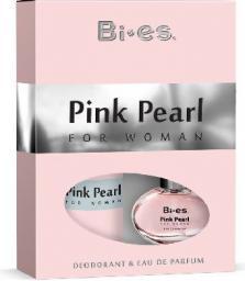Bi-es Pink Pearl Komplet Woda Perfumowana 50 ml + Deo spray 150 ml