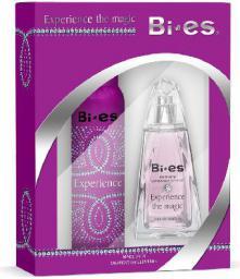 Bi-es Experience The Magic Komplet Woda perfumowana + dezodorant