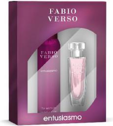 Bi-es Fabio Verso Entusiasmo Komplet Woda perfumowana + Dezodorant