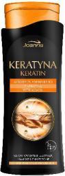 Joanna Keratyna Szampon do włosów  szorstkich i zniszczonych  400 ml