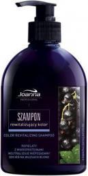Joanna Profesjonalna Stylizacja Pielęgnacja Szampon rewitalizujący kolor 500 ml