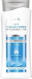 Joanna Hyaluron Line Szampon do włosów suchych i bez połysku  400 ml
