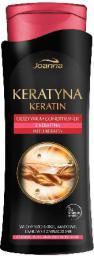 Joanna Keratyna Odżywka do włosów  szorstkich i zniszczonych 400 g
