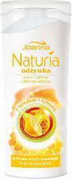 Joanna Naturia mini Odżywka do włosów miód i cytryna 100 g