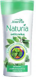 Joanna Naturia Odżywka do włosów Pokrzywa i zielona herbata  200 g