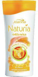 Joanna Naturia Odżywka do włosów Miód i cytryna  200 g