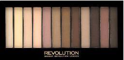 Makeup Revolution Redemption Palette 12 Zestaw cieni do powiek Essential Mattes 2  (12 kolorów) 14g