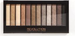 Makeup Revolution Redemption Palette 12 Zestaw cieni do powiek Iconic 2  (12 kolorów) 14g