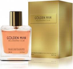 Vittorio Bellucci Golden Man EDT/S 100ML