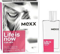 Mexx Woman Life Is Now EDT  50ml