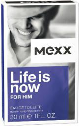 Mexx Man Life Is Now EDT 30ml