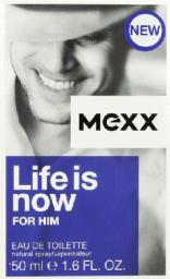Mexx Man Life Is Now EDT 50ml