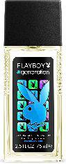 Playboy Generation for Him Dezodorant w szkle  75ml