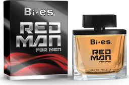 Bi-es Red Man EDT 100ml