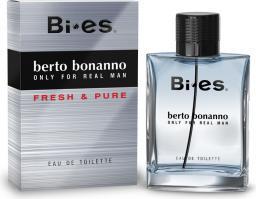 Bi-es Berto Bonanno Fresh&Pure EDT 100ml