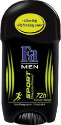 Fa Men Sport Double Power Power Boost Dezodorant w sztyfcie 50ml