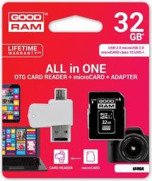 Karta MicroSD GoodRam 32GB (M1A4-0320R11)