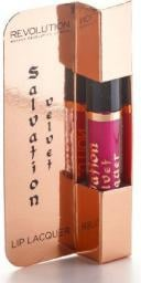 "Makeup Revolution Salvation Velvet Lacquer Błyszczyk do ust ""You Took My Love""  15ml"