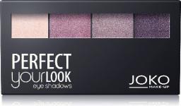Joko Cienie quattro Perfect Your Look nr 401 perłowe 7g