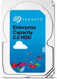"""Dysk serwerowy Seagate Enterprise Capacity 1TB 2.5"""" 7200 SAS-3 (ST1000NX0333)"""