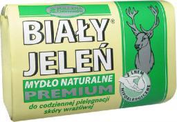 Biały Jeleń Mydło hipoalergiczne premium w kostce obwoluta 100g