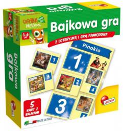 Lisciani Carotina Bajkowa gra - 304-P54978