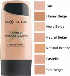 MAX FACTOR Podkład LASTING PERFORMANCE nr 111 Deep Beige  35ml