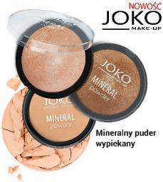 Joko Puder Spiekany Mineral 05 Light Bronze 7,5g