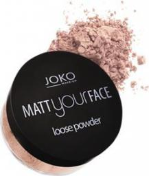 Joko Puder Sypki Matt Your Face nr 23  11g