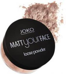 Joko Puder Sypki Matt Your Face nr 22  11g