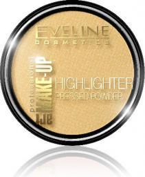 Eveline Art Professional Make-up Puder prasowany rozświetlający nr 55 Golden