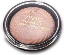 Makeup Revolution  Vivid Baked Rozświetlacz do twarzy Peach Lights  7.5 g - 733163