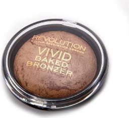 Makeup Revolution Baked Bronzer Puder brązujący wypiekany Ready to Go  10g